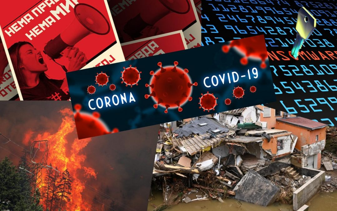 COVID & Controversies: A Christian Response in Times of Social Turmoil and Pressure